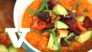 Tomato And Lentil Soup: Food For All S03e5/8