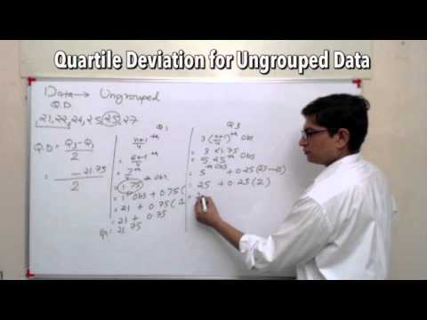 Statistics for gs ungrouped data how to find quartile deviation statistics for gs ungrouped data how to find quartile deviation ccuart Images