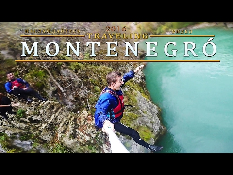 MONTENEGRO TRAVEL 2016 (GOPRO HERO 5)