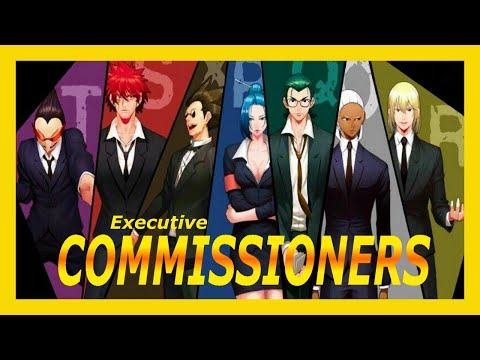 Executive Commissioners | God Of Highschool Explained | God Of Highschool Episode 12+