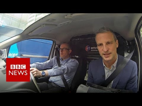Tackling the toxic danger inside our cars – BBC News