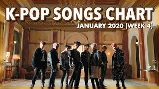 Baixar (TOP 100) K-Pop Songs Chart | January 2020 (Week 4)