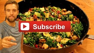 Cheap and Healthy Recipes | Bachelor on a Budget Trailer