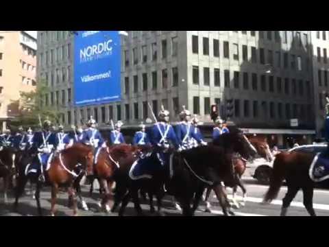 Stockholm Sights: Swedish Honor Guard