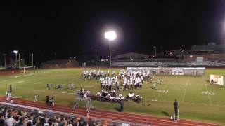 summit high school marching band wilco exhibition 2016