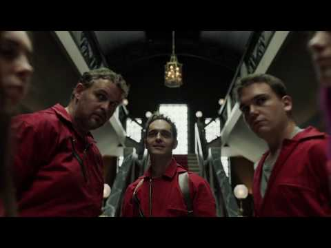 Best Scene of Berlin - Money Heist-La Casa De Papel