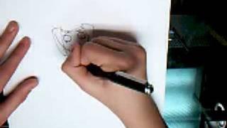How to Draw : Chibi Sepiroth