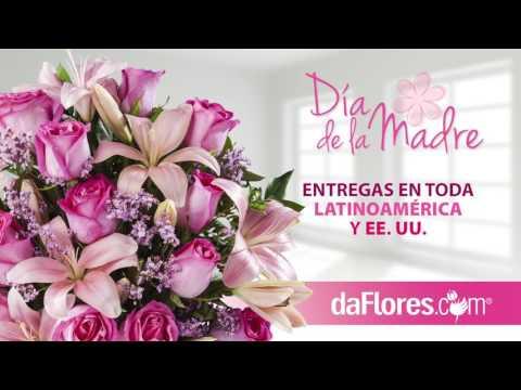 Día de la Madre - Flores para Mamá | daFlores.com