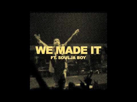 Drake ~ We Made It Feat. Soulja Boy [Instrumental] (Prod. By Purp Dogg) + Drum Kit