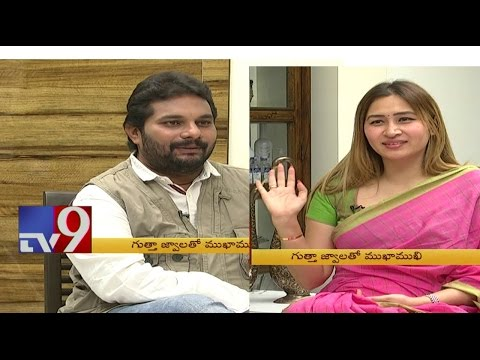 Thumbnail: Face to Face with Gutta Jwala - Mukha Mukhi - TV9