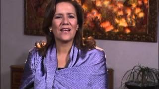 Mensaje de la Lic. Margarita Zavala (CENACED)