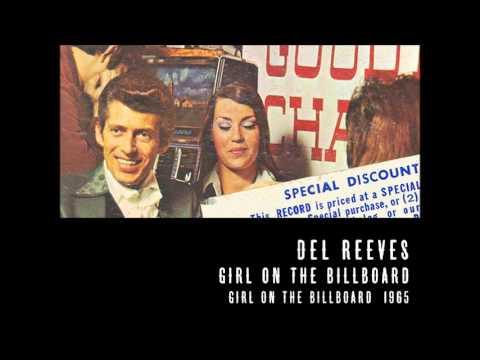 Girl on the billboard · Del Reeves · Girl on the billboard 1965