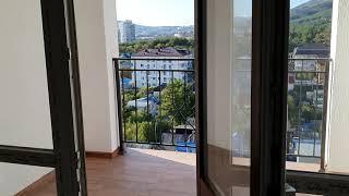 Квартира с видом на море в жилом комплексе ''Тихая Гавань'' в г. Геленджик