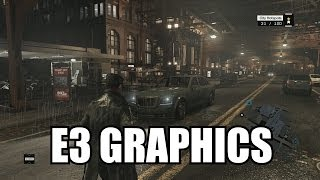 "Watch Dogs Realistic ""E3 Graphics"" Mod Gameplay (PC Max Settings Ultra 1080p)"