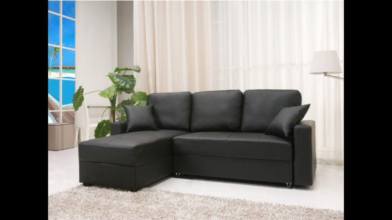 Sleeper sectional sofa for small spaces youtube - Sectional sleeper sofa for small spaces paint ...