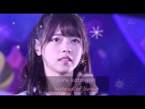 乃木坂46 3rd YEAR BIRTHDAY LIVE 2015.2.22 SEIBU DOME Nogizaka46 -Mukuchi na lion