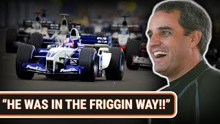 Juan Pablo Montoya Reacts To His Best Team Radios