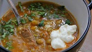 Машкурда  Узбекская кухня
