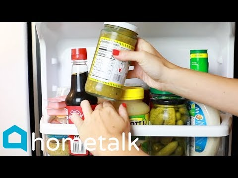 15 EASY Kitchen Hacks   Save room, time and food waste with these kitchen hacks!    Hometalk