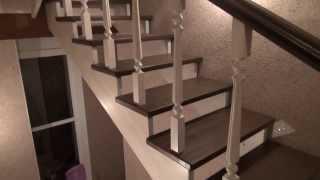 Лестницы Санкт-Петербург. Лестницы для дома Санкт-Петербург. Лестницы деревянные купить(, 2014-01-17T11:53:22.000Z)