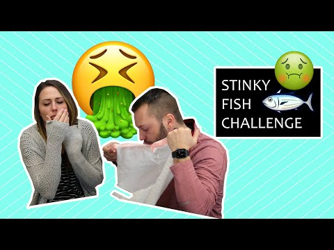 Stinky Fish Challenge - You wont believe their reactions!