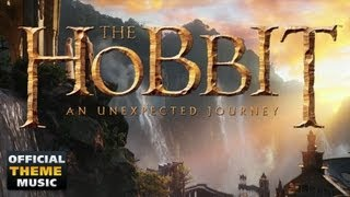 The Hobbit : Main Theme Song (Suite) - Song of the Lonely Mountain