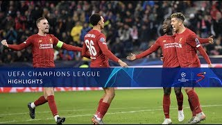 UEFA Champions League | Red Bull Salzburg v Liverpool | Highlights