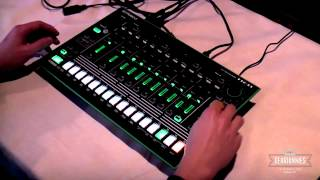 Roland AIRA Series: TR-8 Drum and Bass Instrument