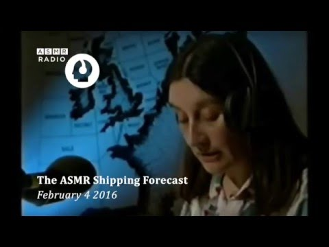 ASMR Shipping Forecast, Feb 4 2016