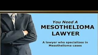Mesothelioma Lawyer | Mesothelioma Asbestos Lawyer Legal Help Attorney
