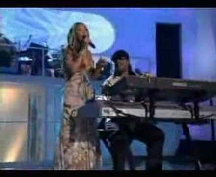 Stevie Wonder Ft. Beyonce - Signed Sealed Delivered
