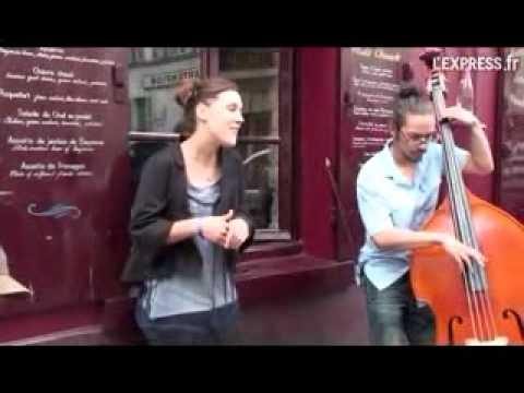 Zaz - Les passants - (Türkçe altyazı)