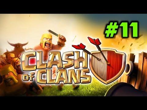 Clash Of Clans #11 - Building A Dark Barracks