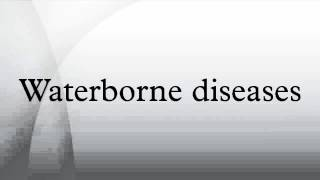 Waterborne diseases