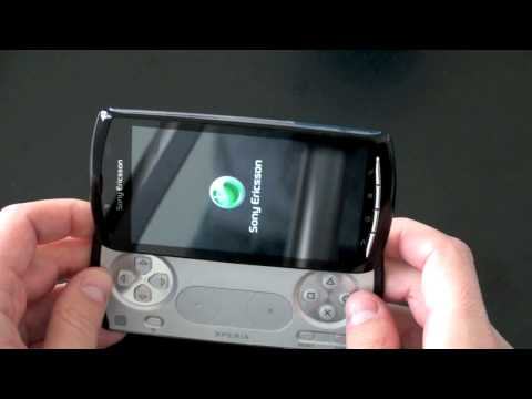 Xperia Play Unboxing & Thumbs On! (The Playstation Phone)