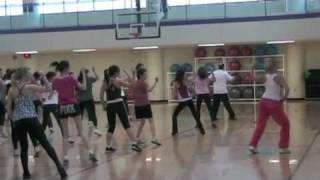 Feel the Rush by Shaggy - Zumba Fitness with Billie