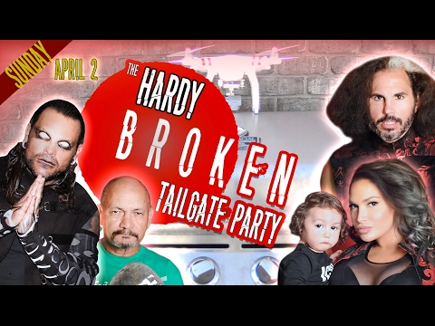 BROKEN HARDY TAILGATE PARTY