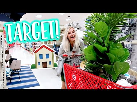 TARGET SHOPPING FOR NEW HOME DECOR!