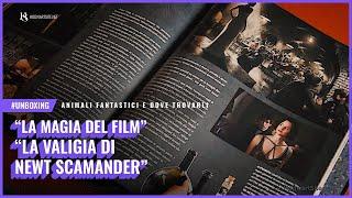 """[UNBOXING] Animali Fantastici """"La Magia del Film"""" e """"La Valigia di Newt Scamander"""""""