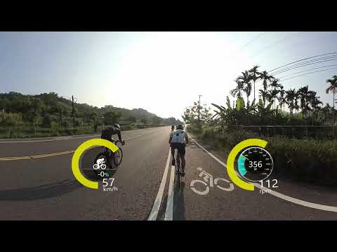 Фото Weekend group ride FPV 360 VR with power meter overlay OSD