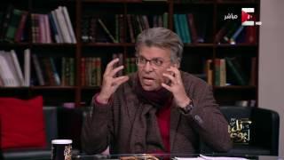 خالد منتصر لـ كل يوم: نظرية التطور أصبحت حقيقة عند كل علماء الاحياء فى العالم