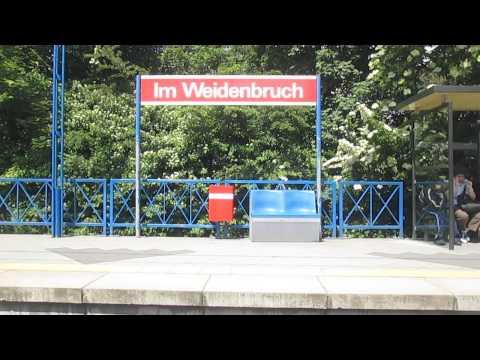 Stadtbahnfahrt Köln in Echtzeit, Linie 4