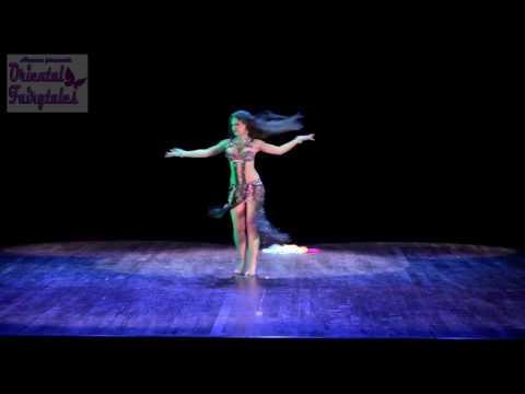 "Kristina of Cairo - "" Oriental Fairytales ""  Festival in Serbia"