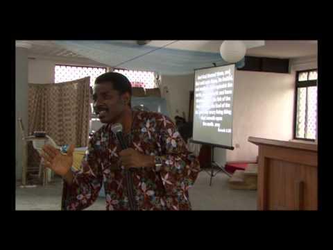 University of Lagos Post- Graduate Christian Fellowship Reunion Message 2012 (1)