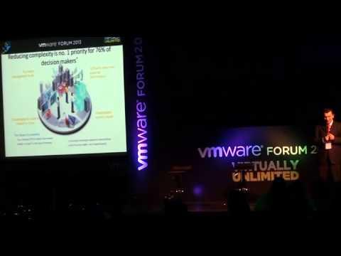 VMware Forum 2013 COLOMBIA / Plenaria 5_