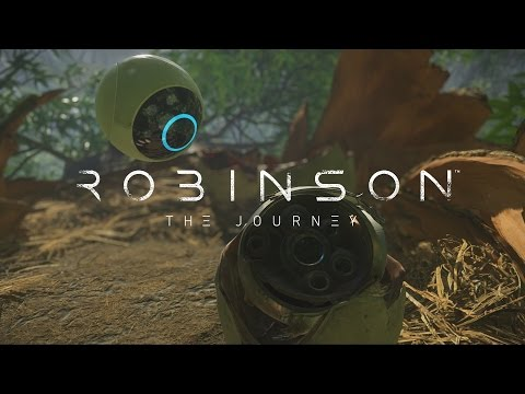 Robinson: The Journey | An Adventure Like No Other | Launch Trailer