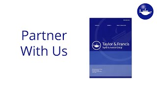 Taylor & Francis Group and societies: Partner with us! thumbnail