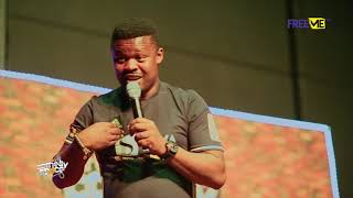Efe  Comedy Space with Mr Patrick