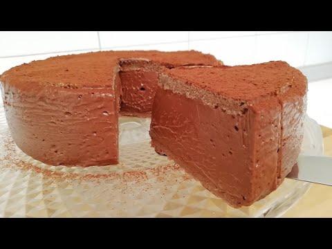 Torta fredda alla Nutella - ...si scioglie in bocca