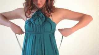 Платье-трансформер Emami способы ношения